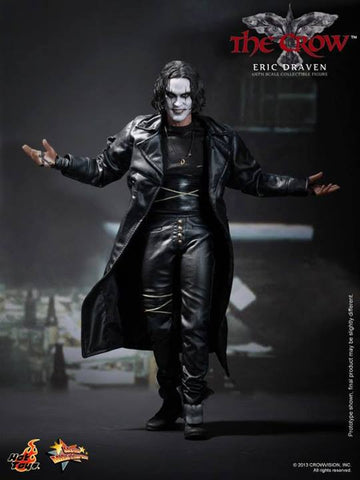 The Crow Hot Toys 1/6 Scale Collectible Figure Eric Draven