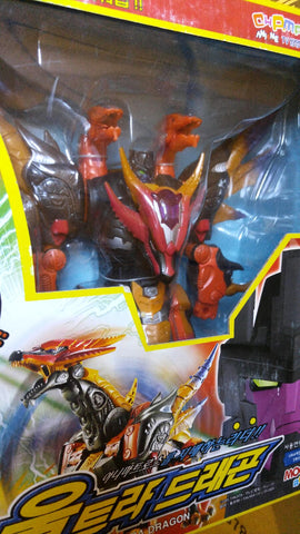 Transformers GD-07 Ultra Dragon (Korean Package)