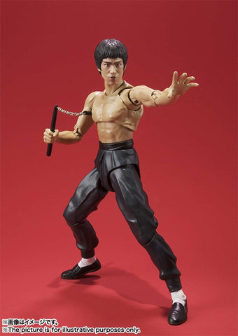 "Bandai Tamashii Nations ""Bruce Lee"" S.H. Figuarts Action Figure"