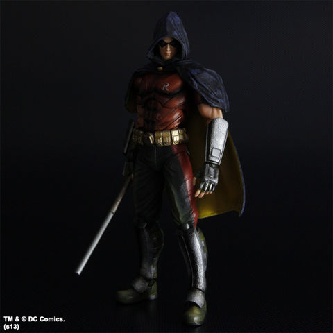 Batman: Arkham City - Robin Play Arts Kai Action Figure