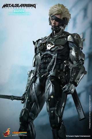 Metal Gear Rising Revengeance Raiden Sixth Scale Figure by Hot Toys