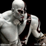 God of War: Ascension Kratos Statue by PlayStation
