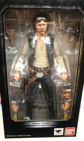 S.H.Figuarts Star Wars Han Solo Action Figure