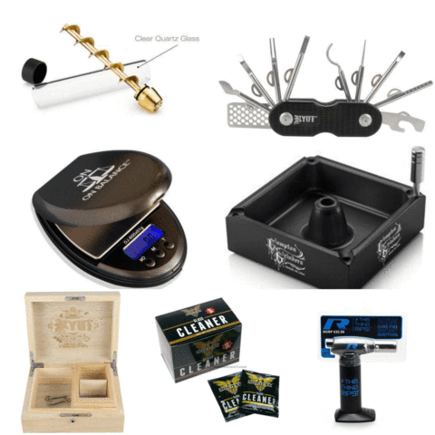 7 Must Have Smoking Accessories for Stoners?