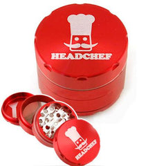 Head Chef 50mm Razor Grinder/Sifter CA