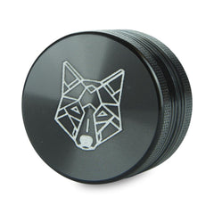 The Wolf 2 Piece Aluminum Grinder UK