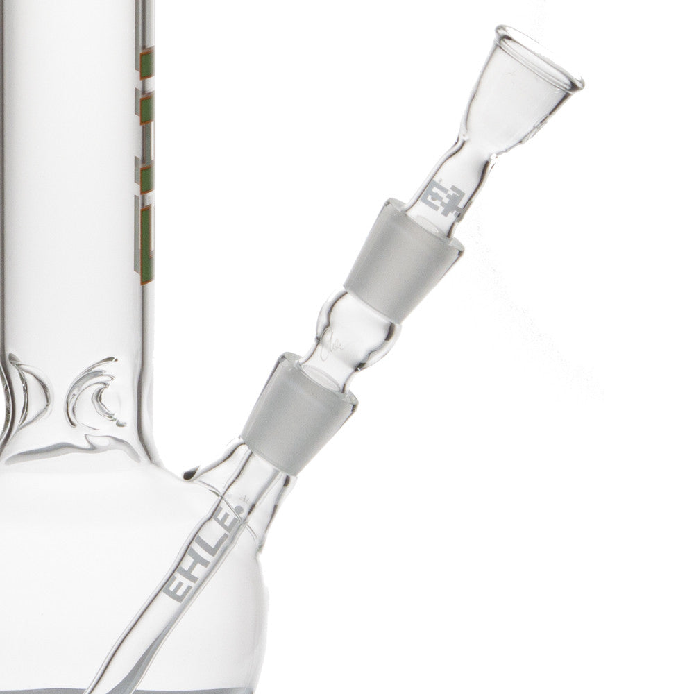 Glass Bong 3.2mm Straight Ball Ice