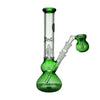 Mini Tree Percolated Glass Bong Green Mini UK