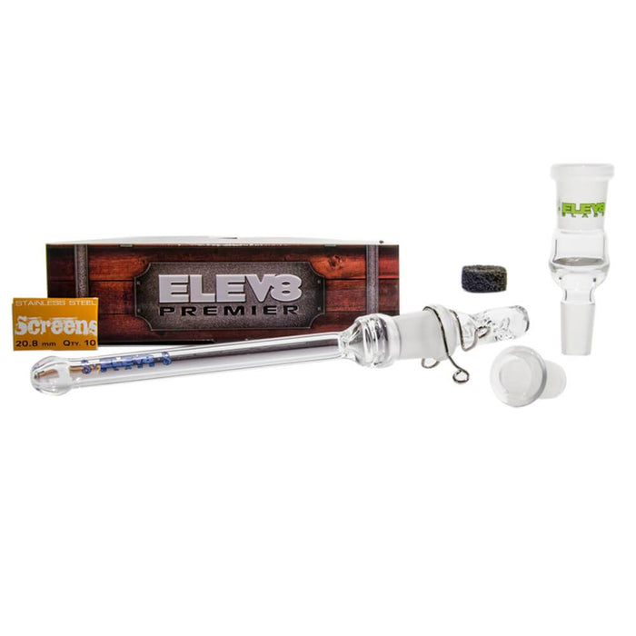 ELEV8R Glass Vaporizer
