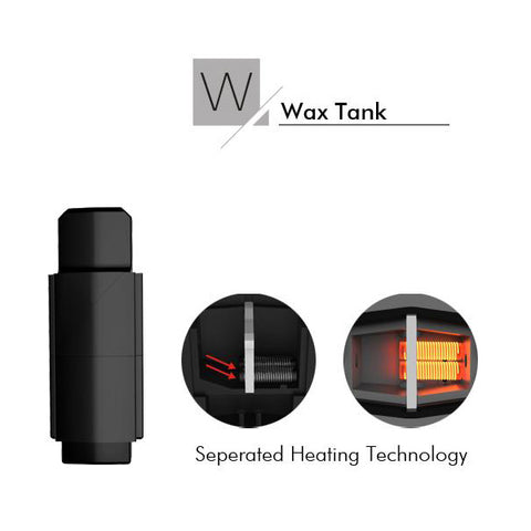Airis MW Wax Tank UK