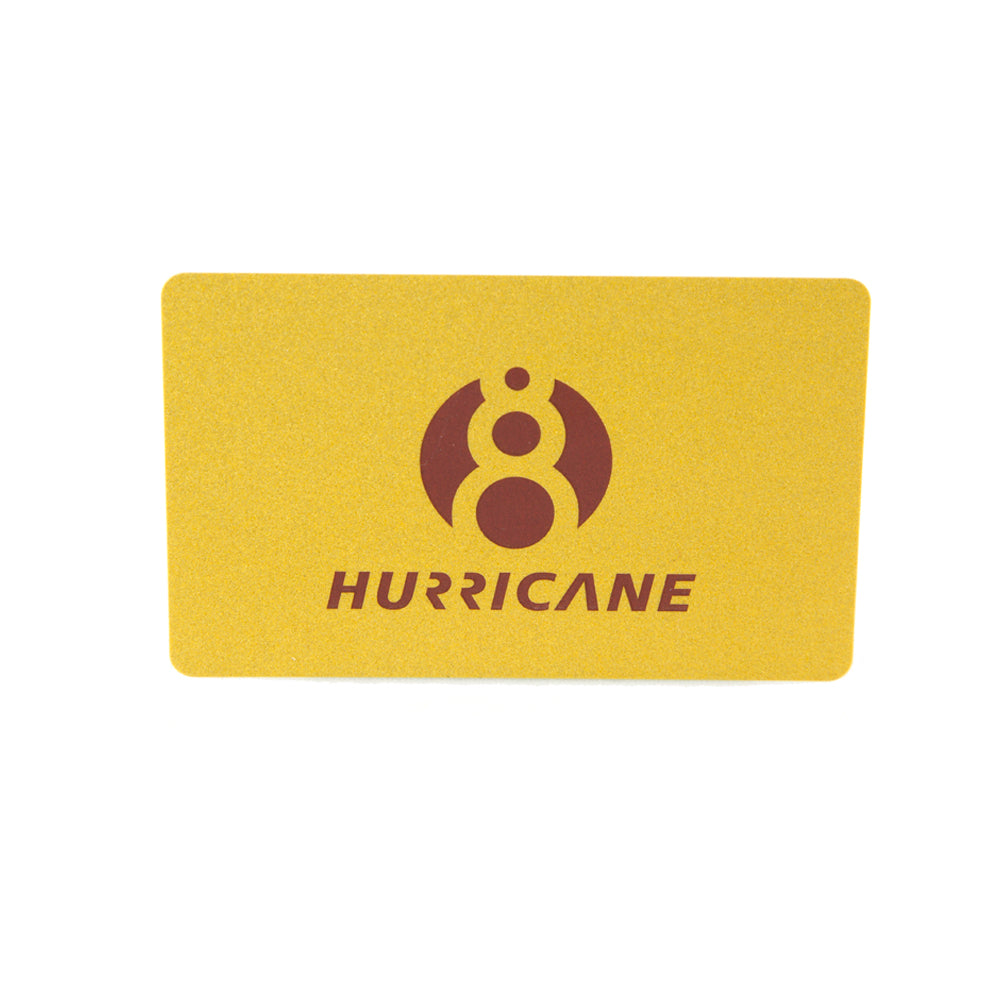 RoB Hurricane TDE 250 TT Symbol - Clear - Fire Water
