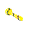 Yellow Peril Glass Spoon Pipe
