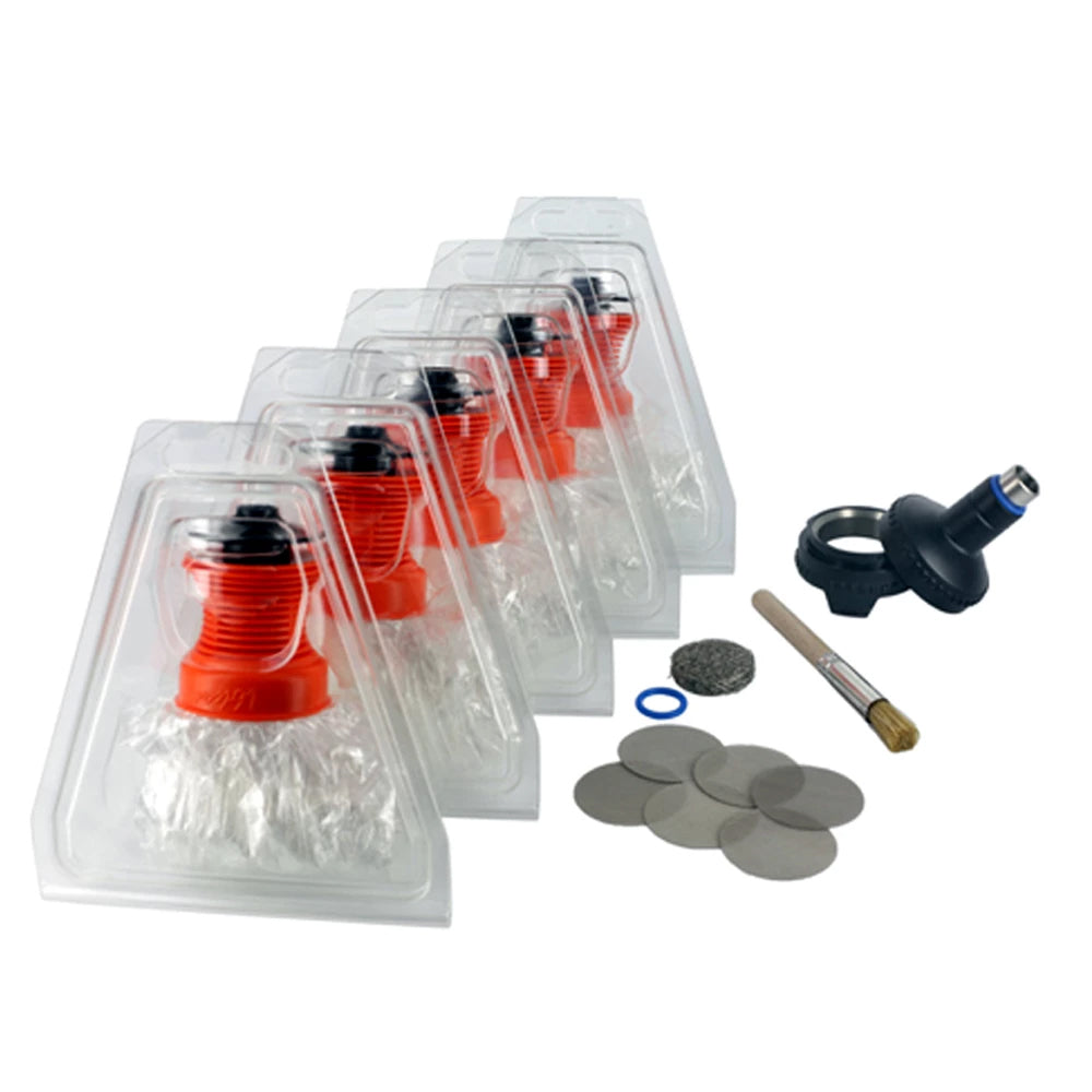 Volcano Vaporizer Easy Valve Replacement Balloon Set with Accessories