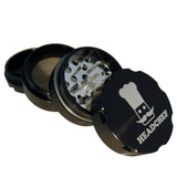 Buy Head Chef 50mm Razor Grinder UK Black