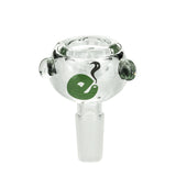 Flower Bowl bowl Ground Joint  14.5mm Male