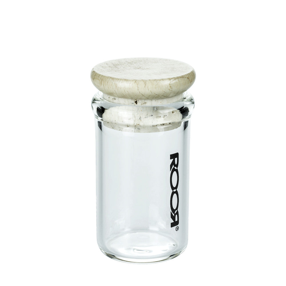 XL Stash Jar with Corked Lid