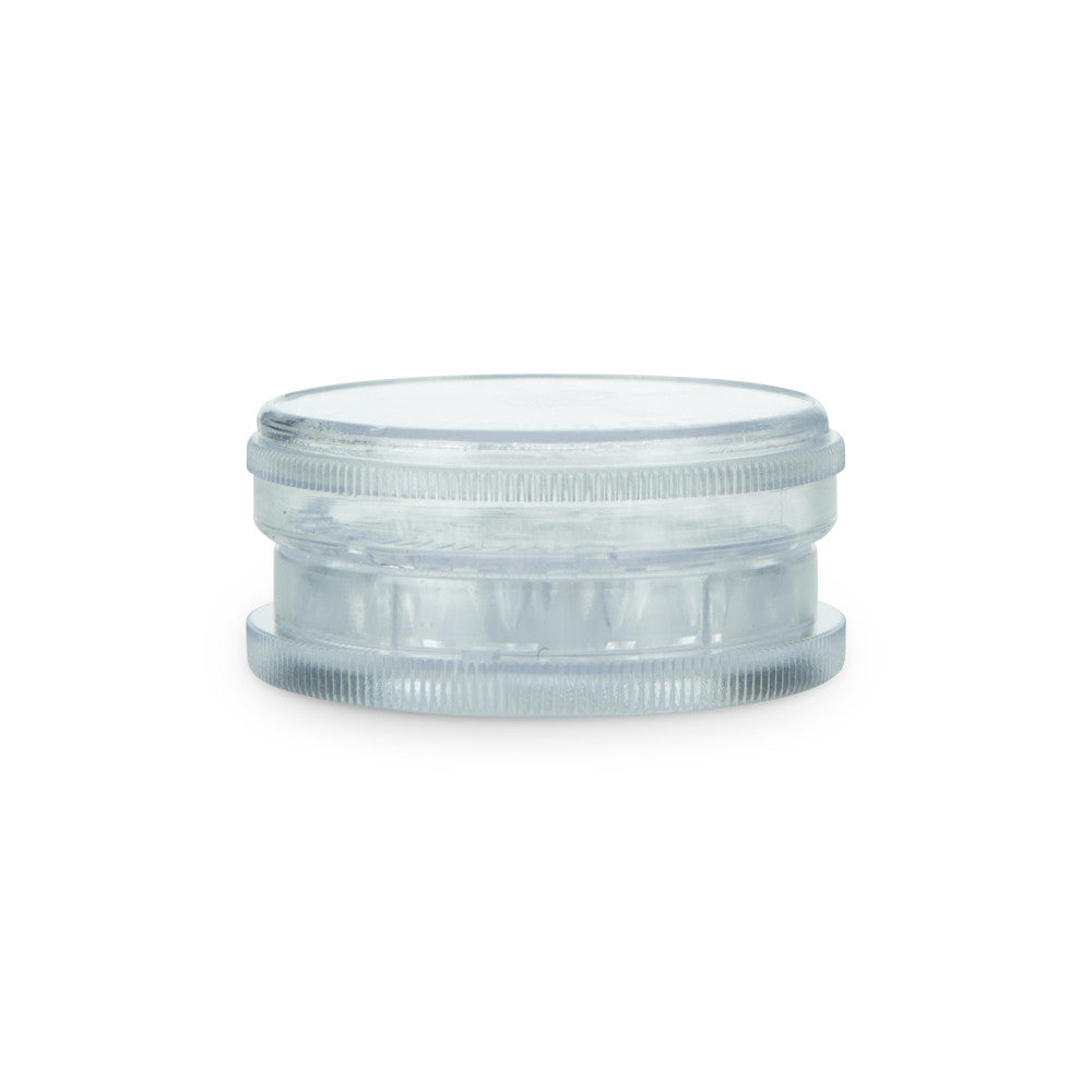 Weed World Acrylic Grinder UK Clear