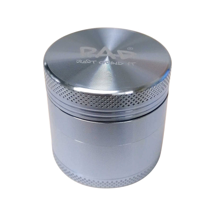 RAD Smoking - Aluminium 4 Part Grinder Sifter 38mm