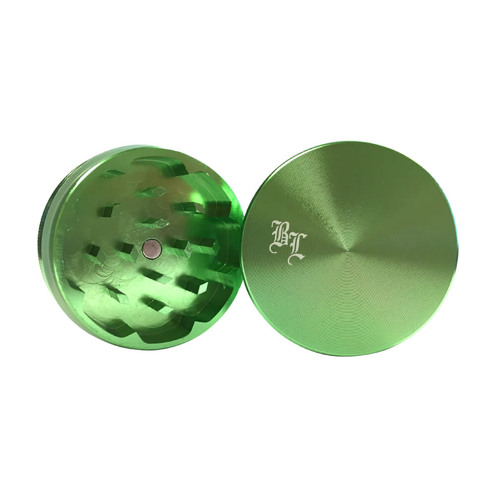 Precision Grinder 50mm 2pc Green