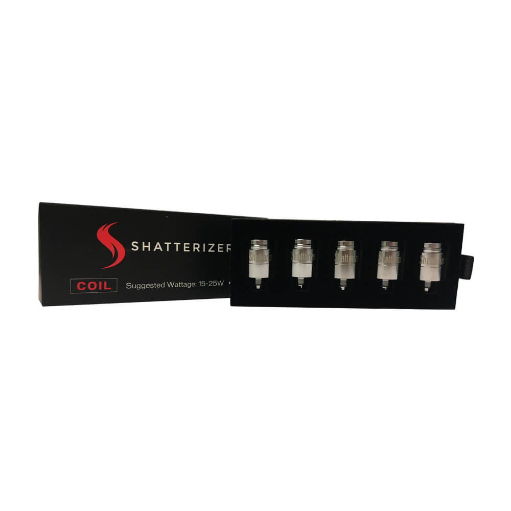The Shatterizer spare coils C-Tech 5-Pack