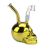 Glass Skull Dab Rig