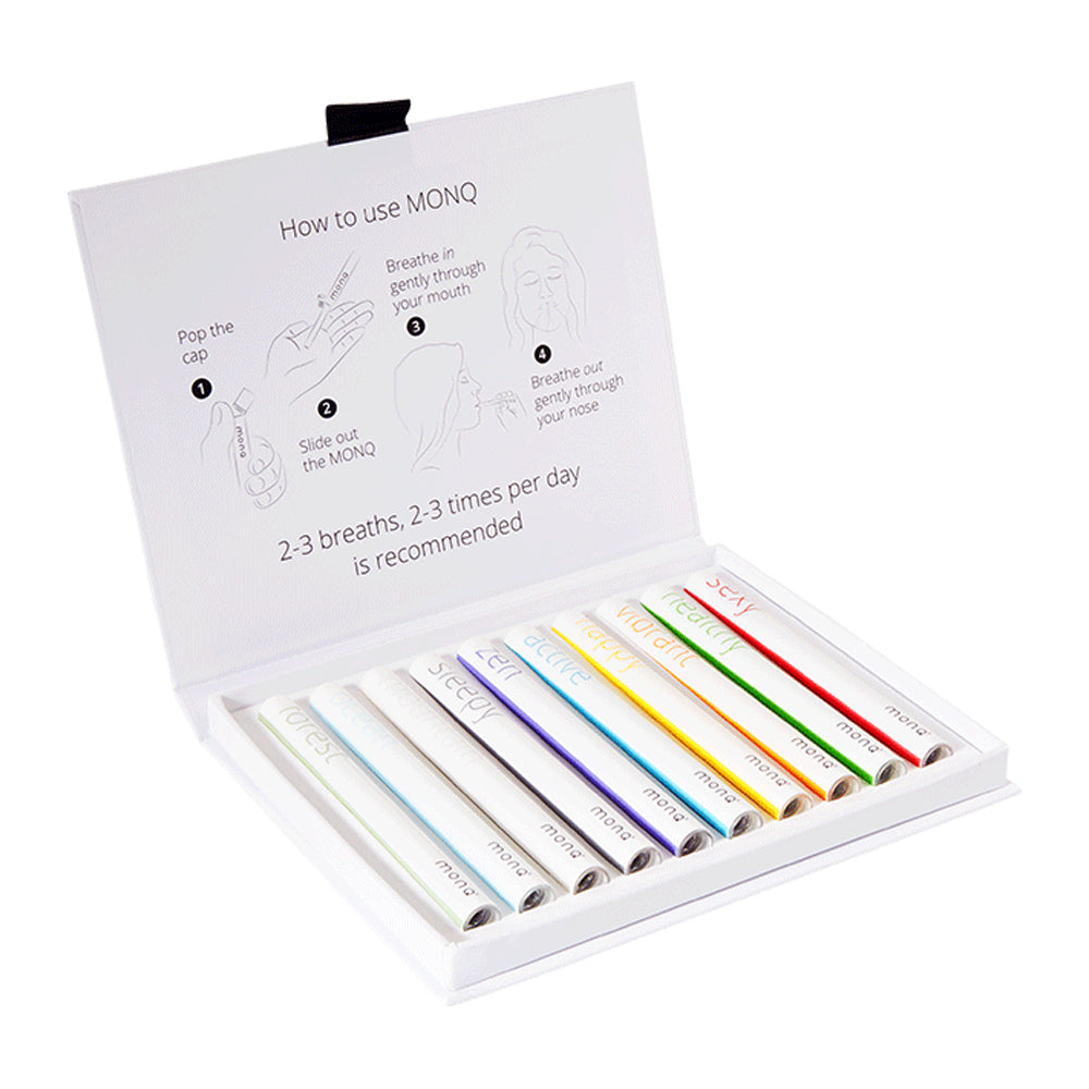 Monq Portable Essential Oil Diffusers All Variants UK