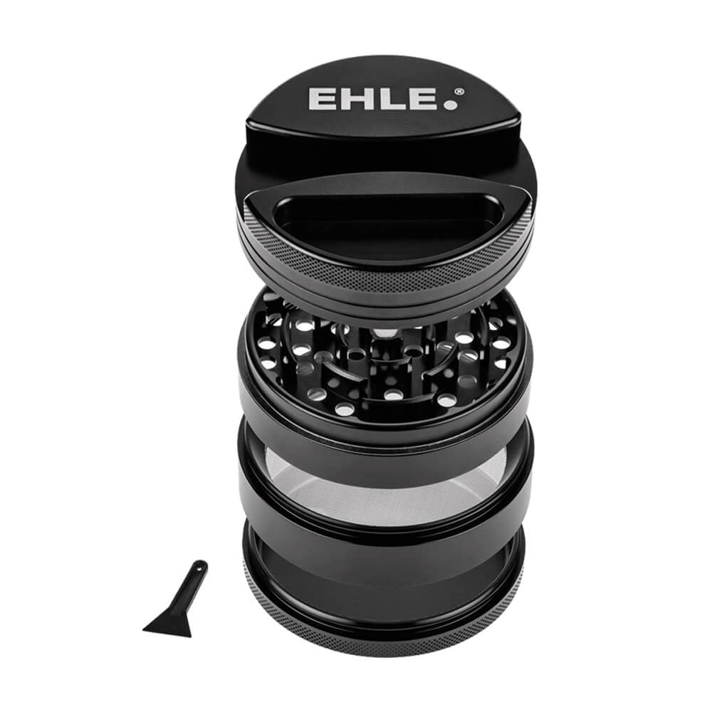 4 Part Grinder by EHLE 75mm