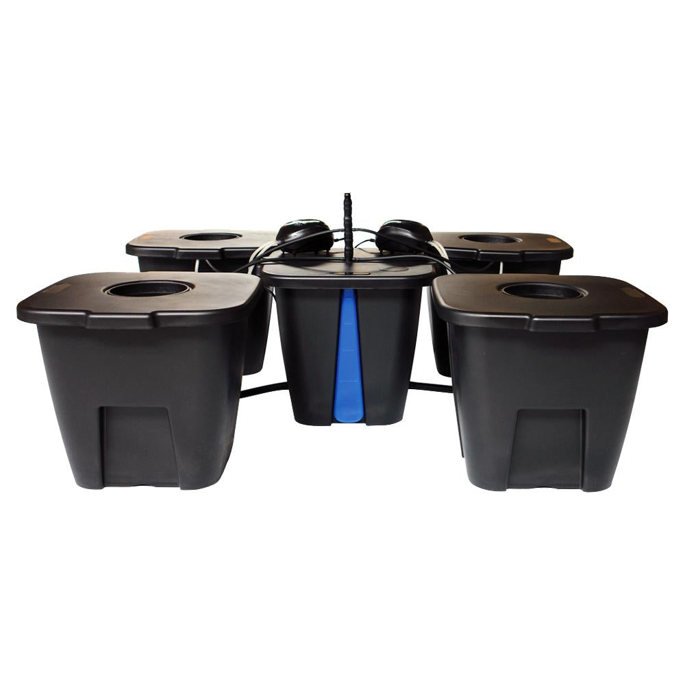 Aeros iV 4 plant DWC Grow Pots UK