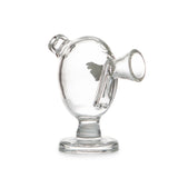 Buy Martian Glass Bubbler UK side view