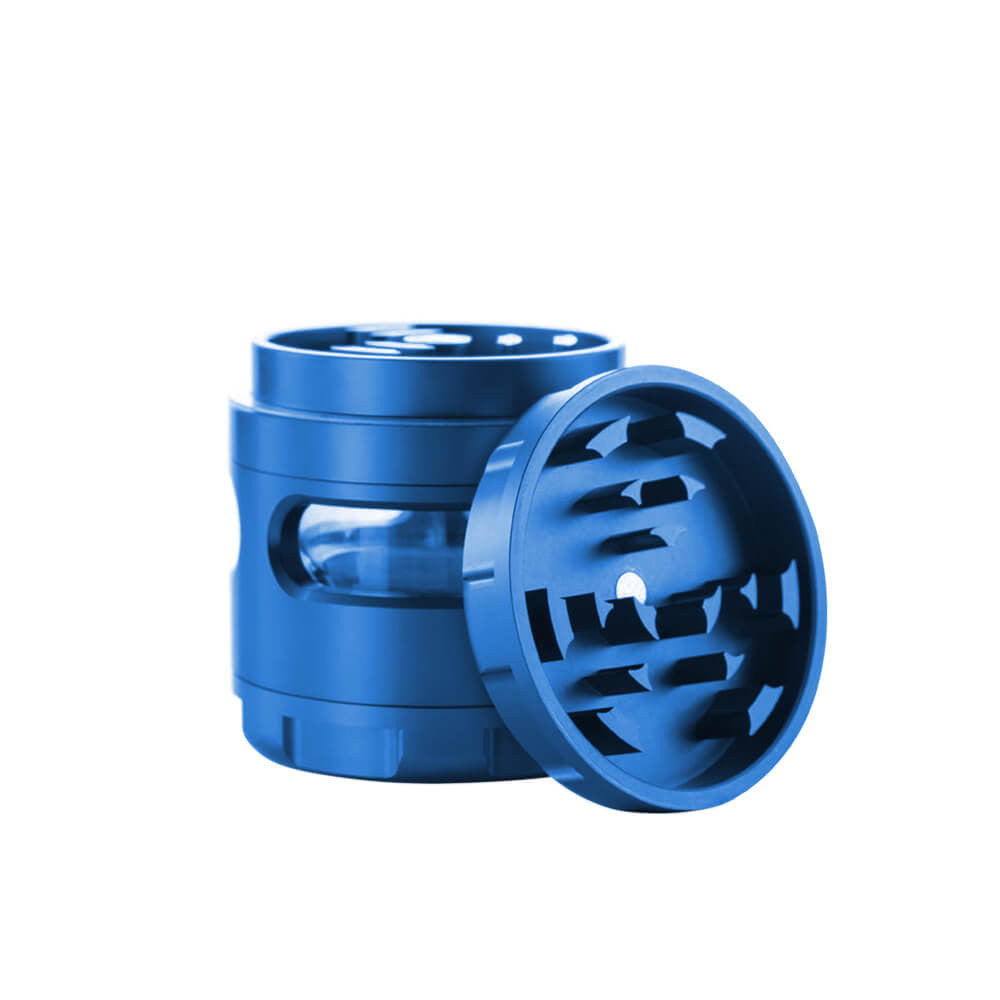 The Grav Grinder Blue UK
