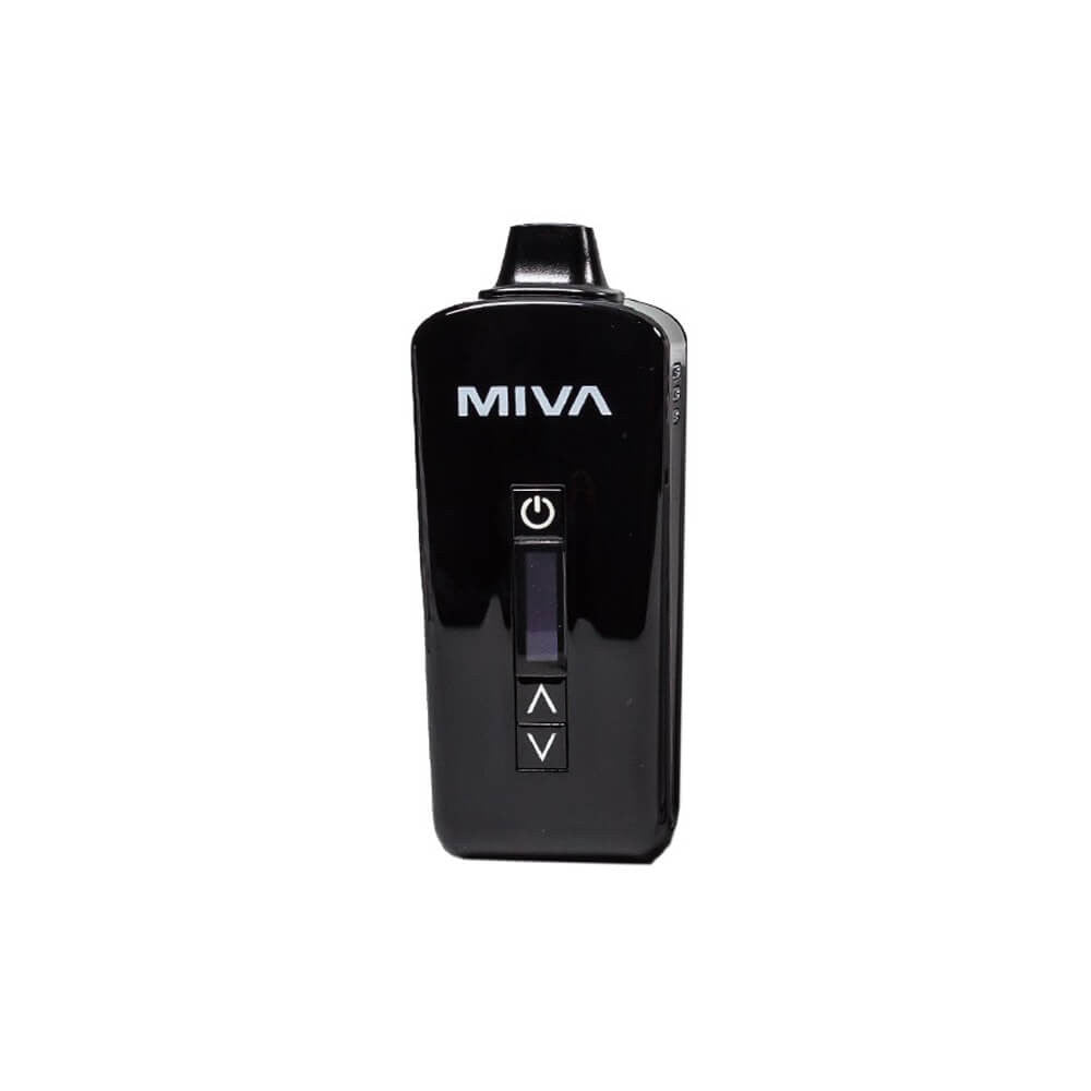 Miva Herbal Vaporizer Black