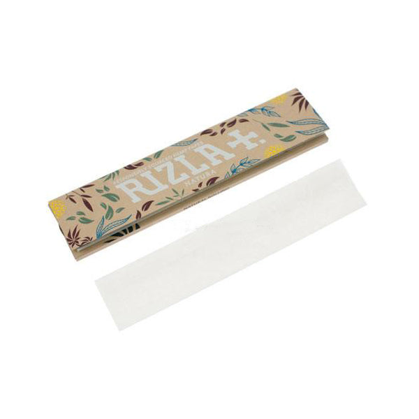 Natura King Size Slim Hemp Rolling Papers