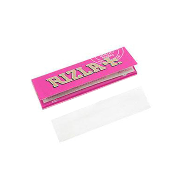 Smoking Papers Regular Size Pink Single Pack