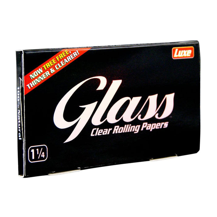 Rolling Papers Regular Size Clear Single Pack