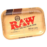 RAW Metal Rolling Trays XXLarge Raw Rolling Tray