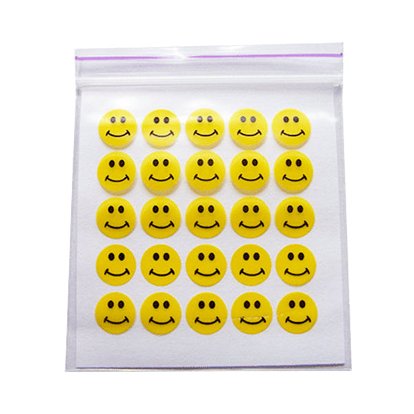 Smiley Face Bud Baggies