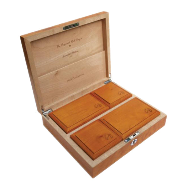 Original Rolling Box T5 Deluxe Maple Wood Limited Edition