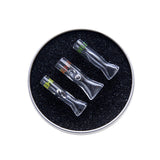 Glass Filter e.Tips by EHLE - Pack of three different sizes