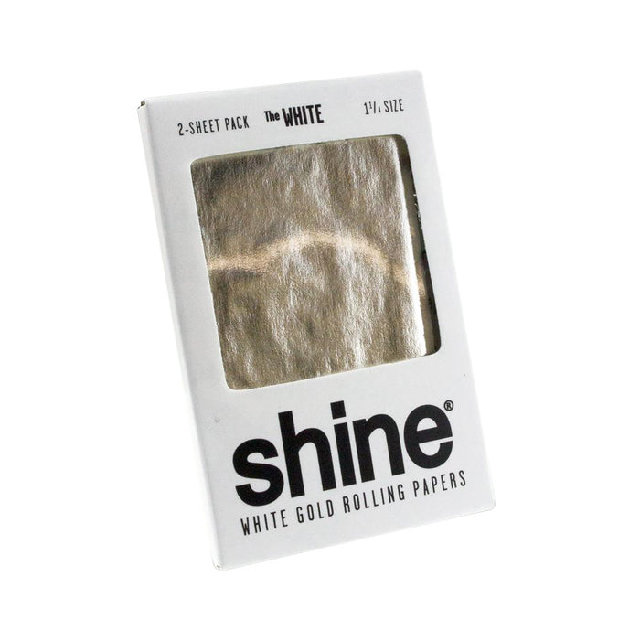 Shine 24K White Gold Papers UK
