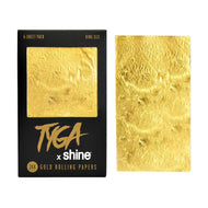 24K Tyga Gold King Size - 6 pack