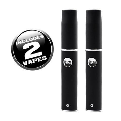 Micro G Pen Wax Vaporizer 2pcs Set