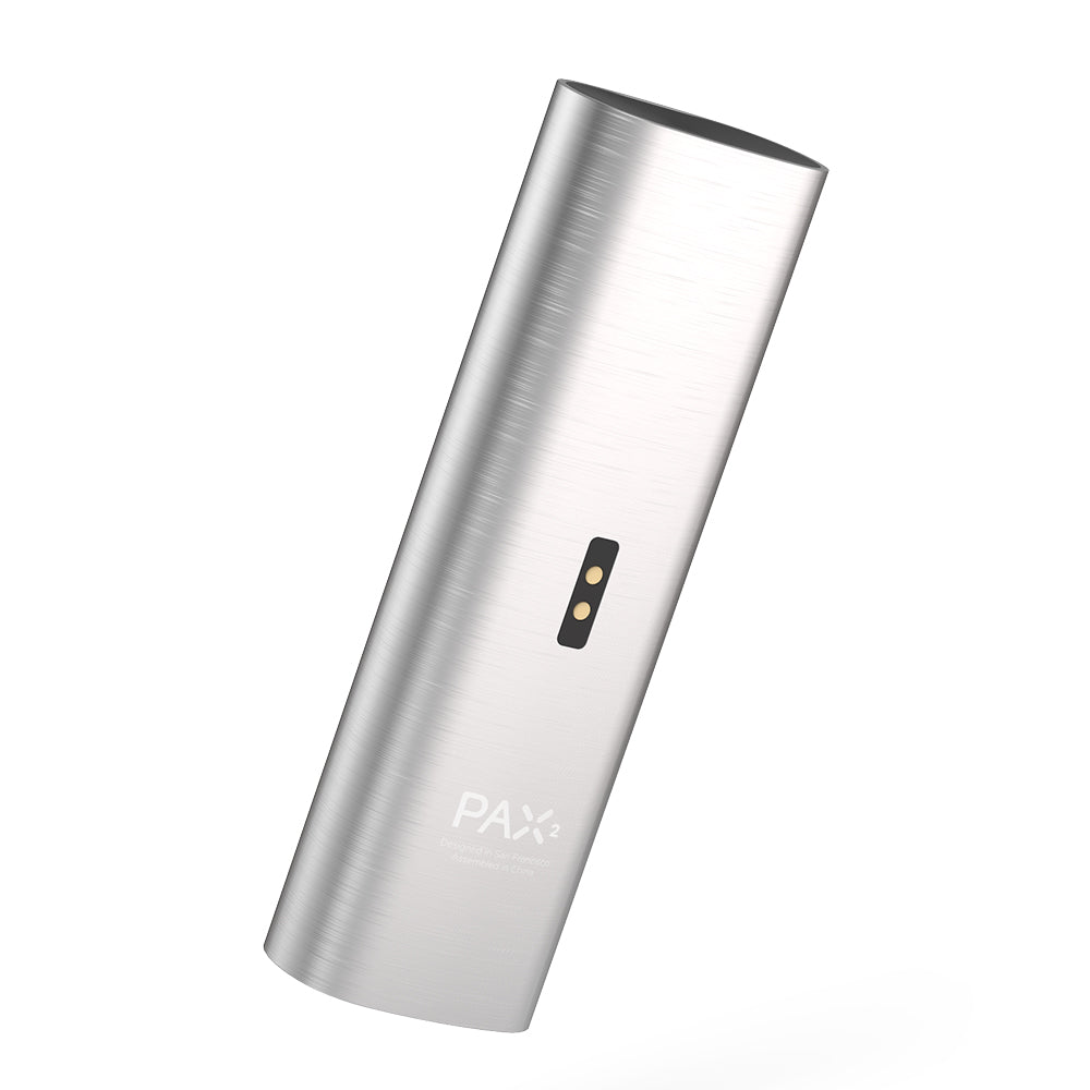 Pax 2 Vaporizer Brushed Platinum