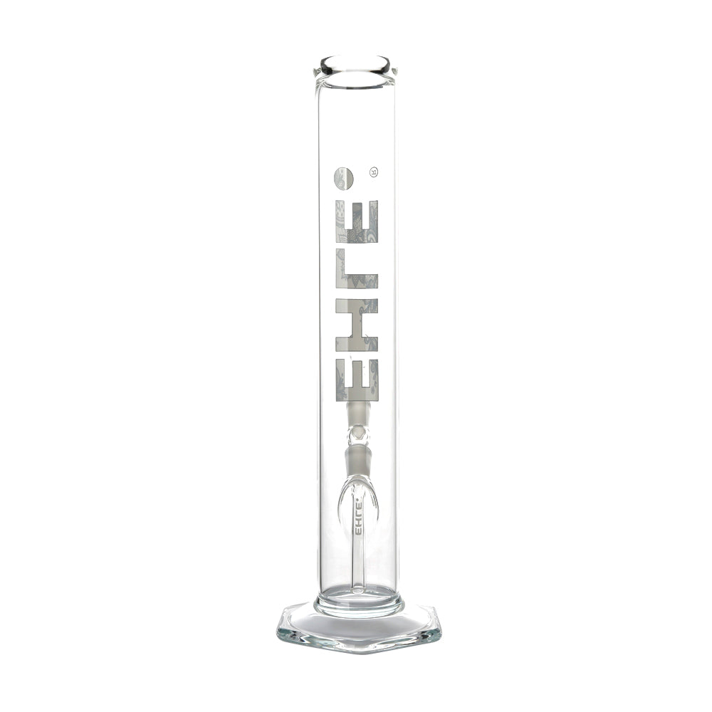 EHLE 500 Custom Straight Tube Bong