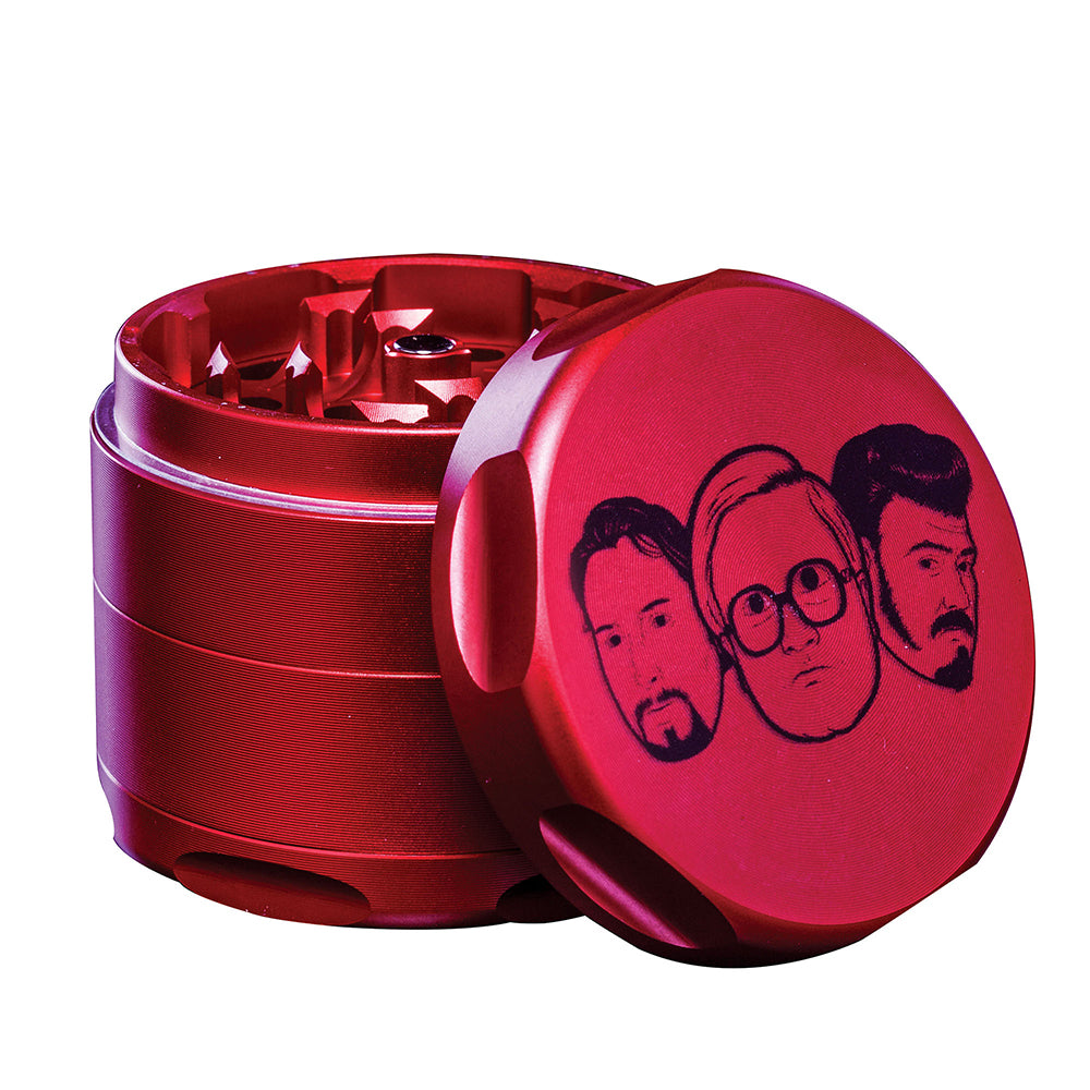 Trailer Park Boys Grinder Red UK