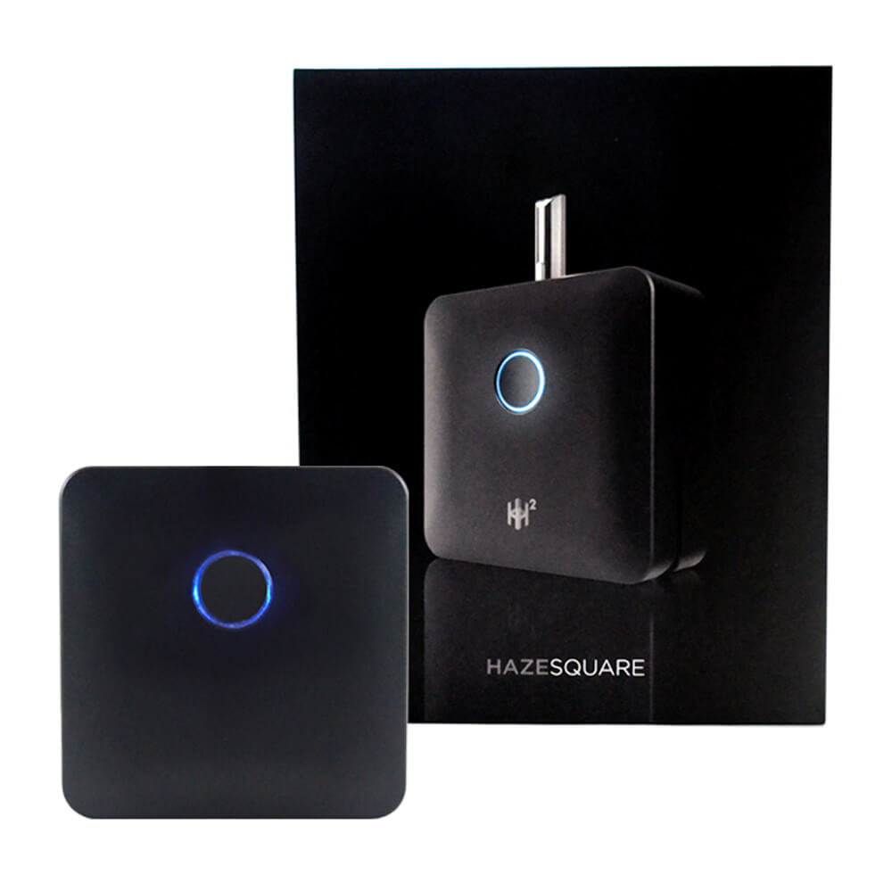 Haze Square Vaporizer with box