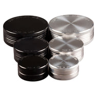 Two Piece Titanium Grinder