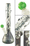 5mm Glass Bong Messias Illusion Ice