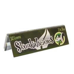 Skunk Regular Size Rolling Papers Single Pack