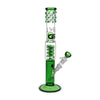 Grace Glass Green Cane Bong