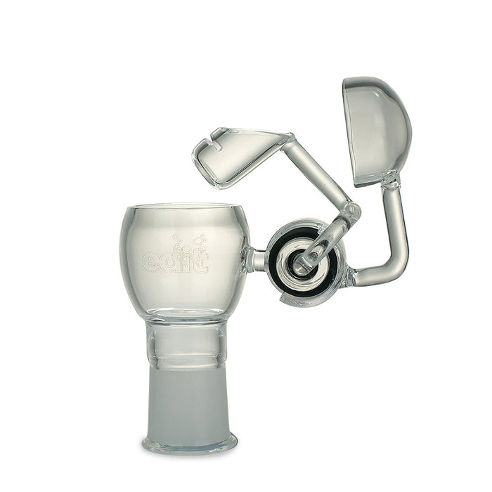 Linked Honey Bucket with Quartz Carb Cap 19mm Female uk